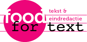 Food for text - het food tekstbureau