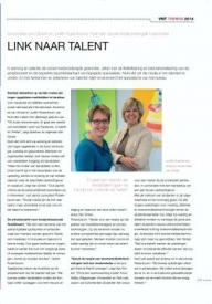 VMT trends 2014: Link naar talent