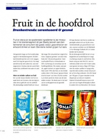VMT 18/19-2013: Fruit in de hoofdrol