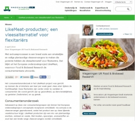 Wageningen UR Food & Biobased Research