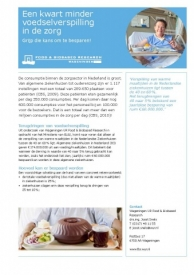 Flyer Wageningen UR Food & Biobased Research